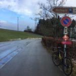 EKZ Crosstour Meilen - Ausfahren